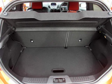 Ford Fiesta boot false floor