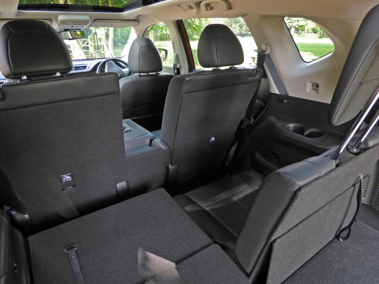 Nissan X-Trail 7-seat option