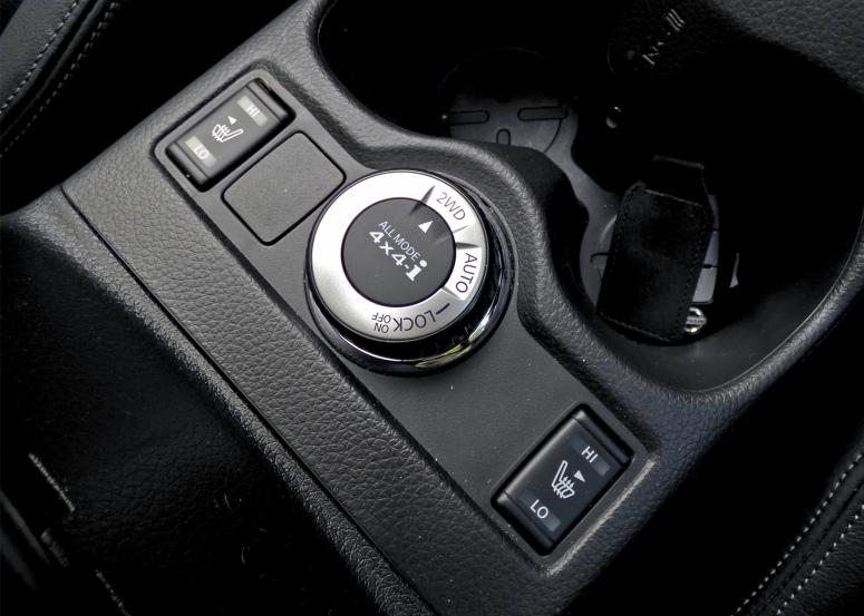 Nissan X-Trail 4x4-i mode