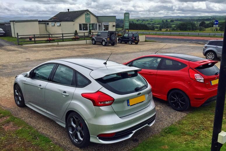 Focus ST and Fiesta ST-Line