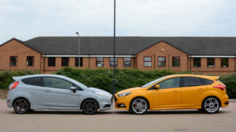 Ford Fiesta ST200 or Focus ST?