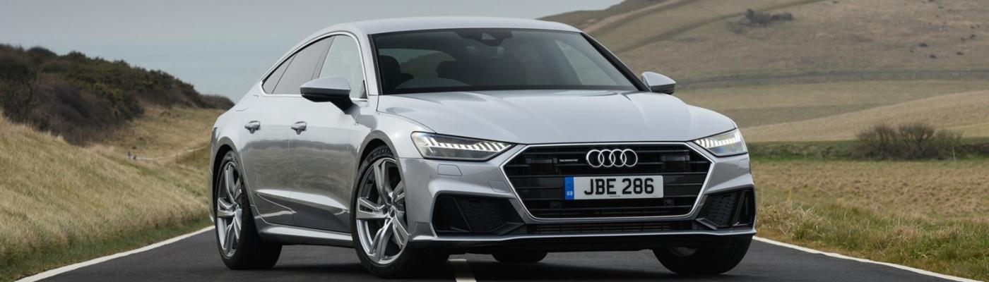 Audi A7 45 TDI company car